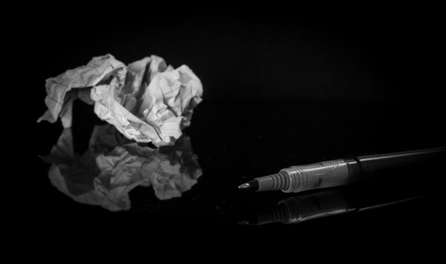 Canva - Black Pen Near White Printer Paper